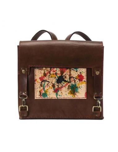 Vintage Backpack - Key_accessory