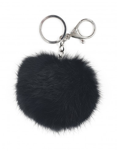 Bag Charm - George Fur & Leather