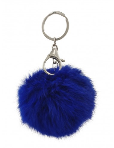 Bag Charm - George Fur & Leather