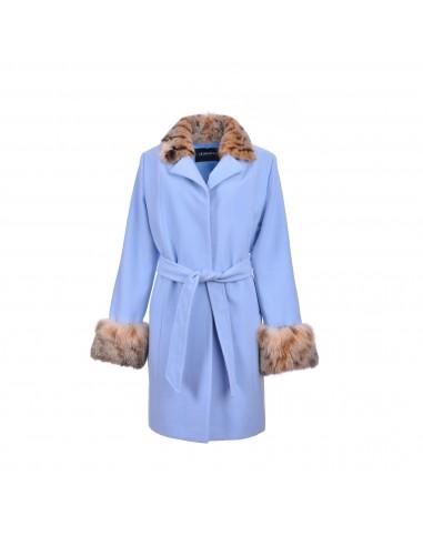 Cashmere Coat - By Lazaros