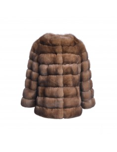 Sable Jacket - Trassias Furs