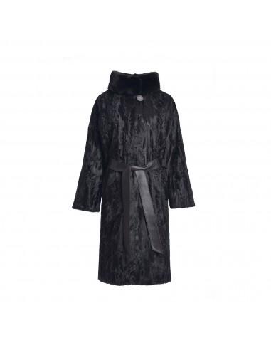 Coat Swakara Sections/Mink -...