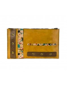 Vintage clutch - Key_accessory
