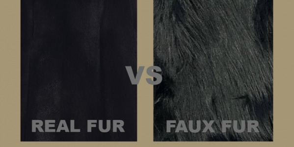 Real fur vs Faux fur